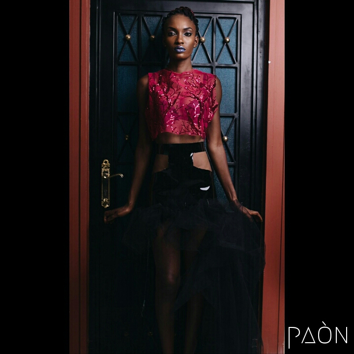 house of paon fashionghana african fashion look book (9)