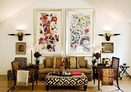 african inspired home deco (15)