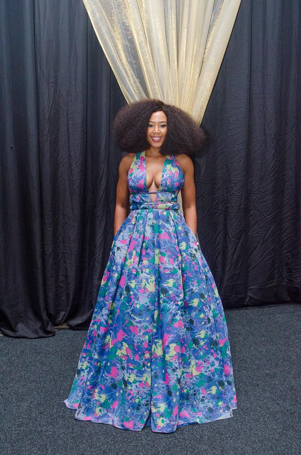 Lelo-Boyana in NN Vintage by Nhlanhla Nciza