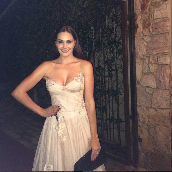 Nicole Flint in Vessilina