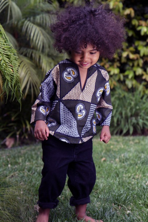 babies in African fashion (8)