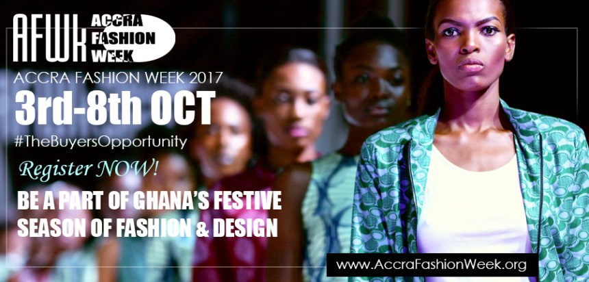 Discount Offers On Accra Fashion Week 2017 Designer Registration To End 1st April Fashionghana Com 100 African Fashion