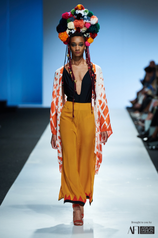 JOANNA HEADLEY mercedes benz fashion week cape town 2017 (12)