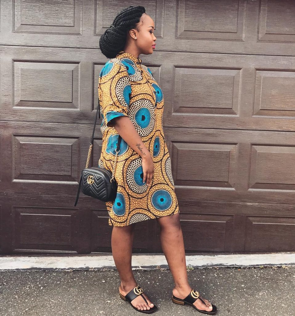 fGSTYLE: A Few Beautiful African Fashion Print Styles That