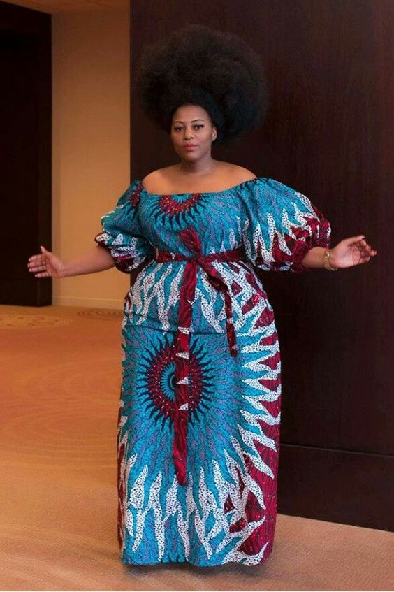 #fGSTYLE: 12 Elegant African Dress Styles To Rock To ...
