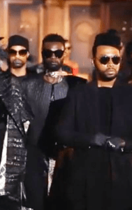 South African Designer David Tlale Takes To Social Media To Virtually Exhibit His 'Classic Icons' Collection