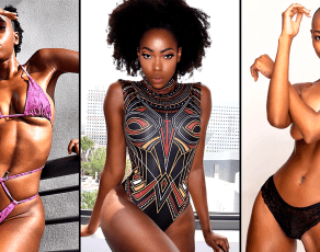#BIKINIBAE: Check Out The Fabulous South African Beauty Keesee With A Bikini Body 2Die4