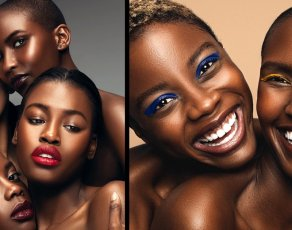 #HOTSHOTS: 1 Photographer, 4 Beautiful Models, See The Lovely Beauty Results!