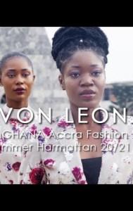 DAY 2 Accra Fashion Week | CLAVON LEONARD