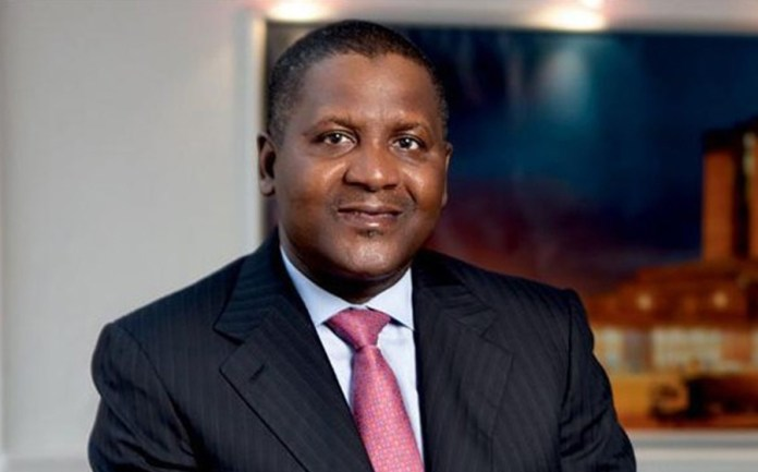 Africa's Richest Man 'Aliko Dangote' Exposed As Mysterious Side Chick  Publisizes Their Relationship - FashionGHANA.com: 100% African Fashion