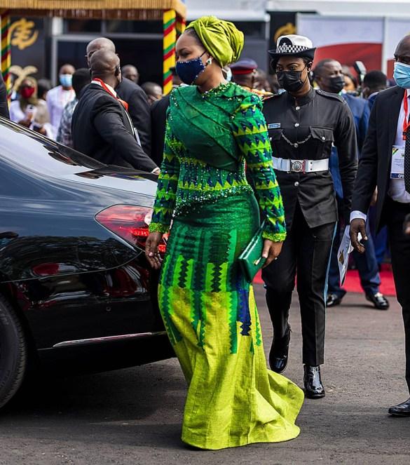 Ghana's 2nd Lady
