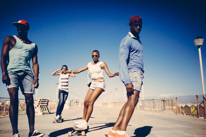 Ghana's 1st Skate Park