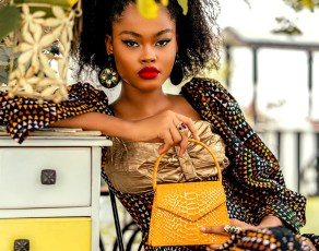 VIDEO: Amina Iris Presents It's Luxury Spring/Summer 2021 Handbag Collection