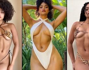 #BIKINIBAE: Meet The Stunning Caitlyn Mwenifumbo Who Turns Every Bikini Into A Must Have