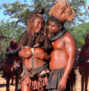 VIDEO: Watch How The Himba Tribe Men Offer Their Wives To Other Men As A Hospitality