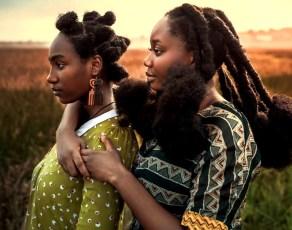 #HOTSHOTS: Ghanaian Photographer Aboya Celebrates Becoming An Adobe Ambassador With Stunning Natural Hair Editorial