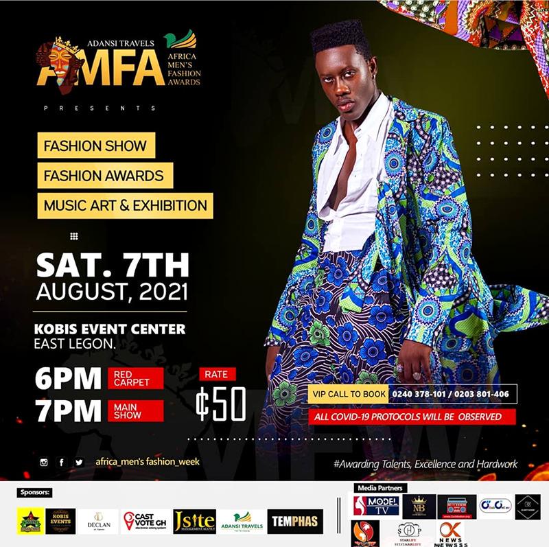 africa mens fashion week