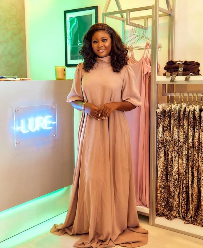 Salma Mumin store launch
