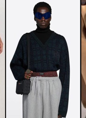 Demands For Balenciaga's Drops After Outrage Hits For 'Racist' $1190 Sweatpants & Why They Should Be Arrested