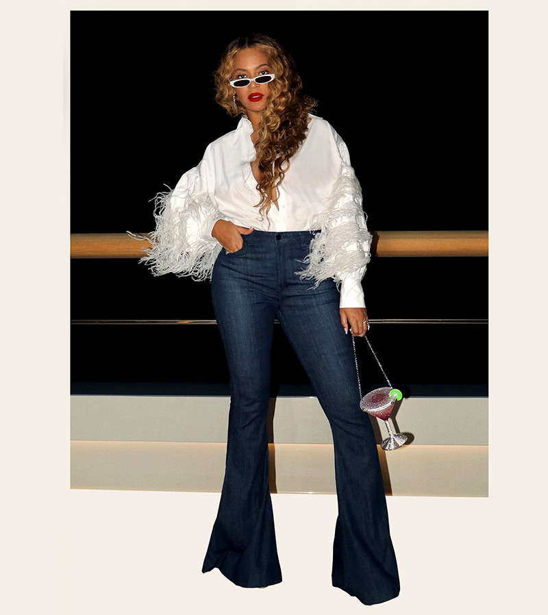 Beyonce at 40years old