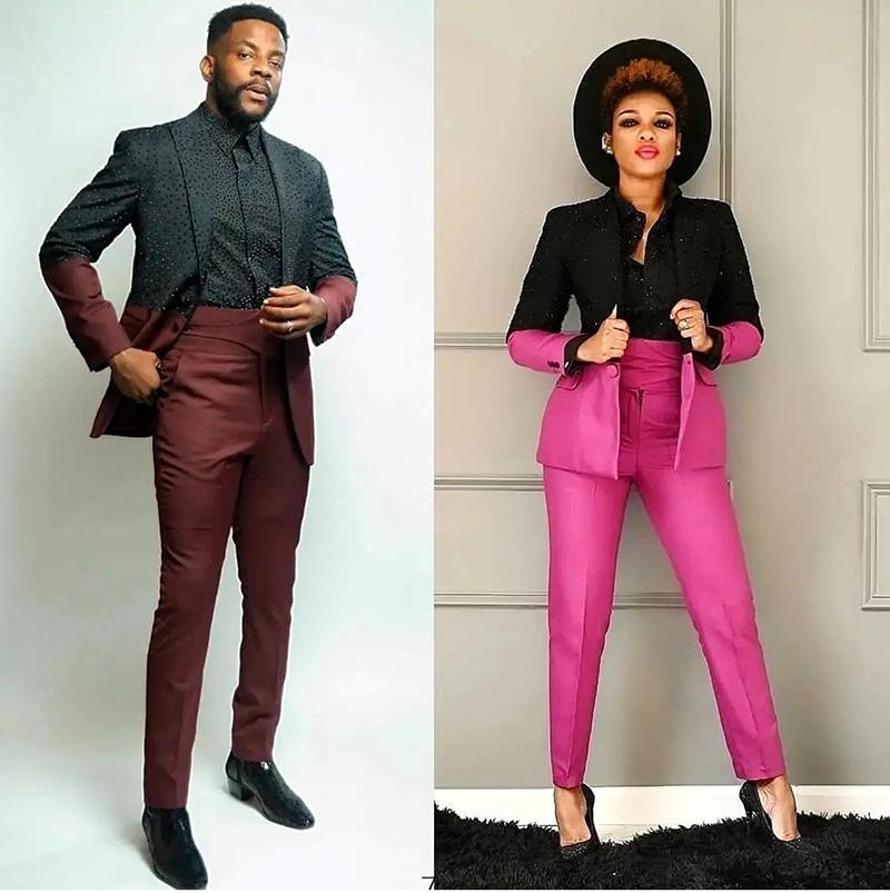 Big Brother Najia Ebuka tnt fashion
