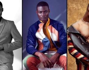 #HOTSHOTS: GH Male Model Clinton Osei Serves 6 Pacs In New Gentleman Hot Shots By Agyeman Duah