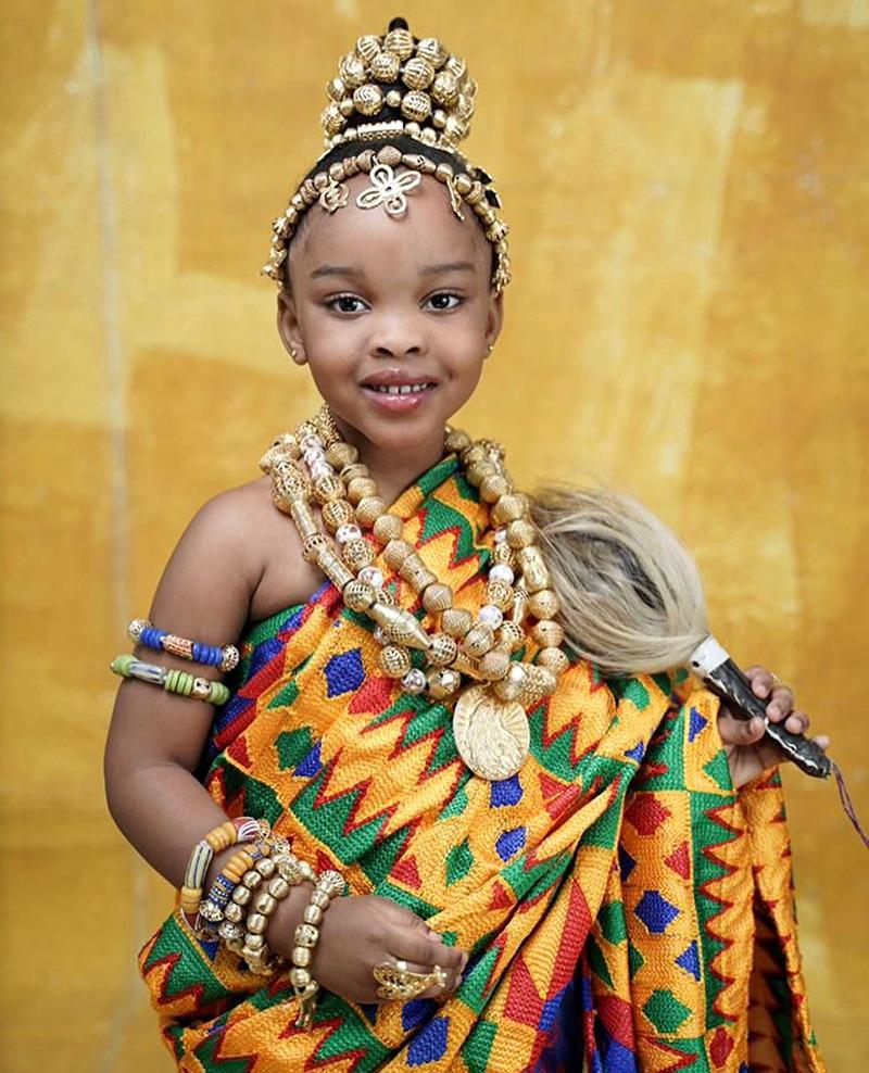 Kwaw kese daughter Docilla Nanahemaa Botwe