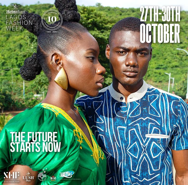 Lagos Fashion Week 2021