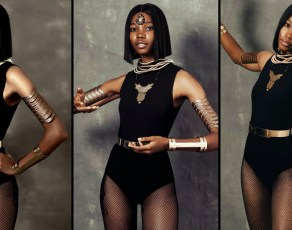 #HOTSHOTS: Nigerian Model Favour Edwards Gets Blessed By The Lenses Of Lagos Photographer Lex Ash