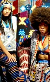 VIDEO: Watch Maxhosa Fuse South African & Japanese Culture In His Latest SS22 Collection Showcased At Tokyo