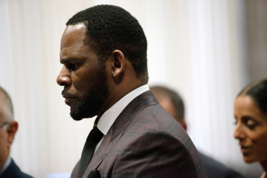 R kelly convicted on all 9 charges