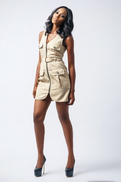 AD by Agbani Darego Affordable Luxury Lookbook December 2013 FashionGHANA African fashion (9)