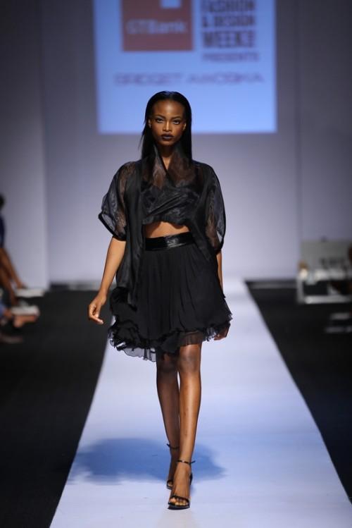 Bridget Awosika lagos fashion and design week 2014 fashionghana african fashion (6)