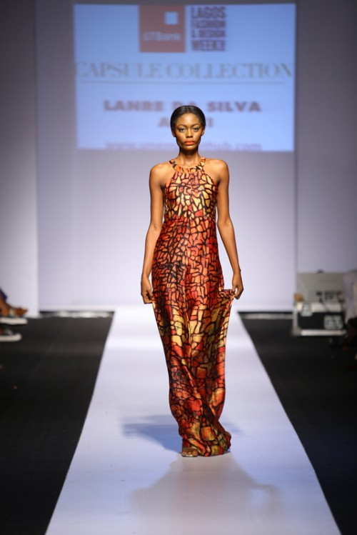 Capsule Collection lagos fashion and design week 2014 fashionghana african fashion (2)