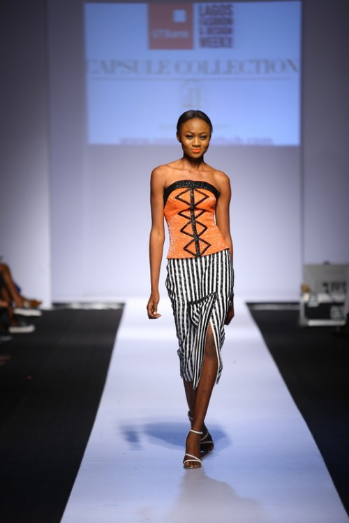 Capsule Collection lagos fashion and design week 2014 fashionghana african fashion (6)