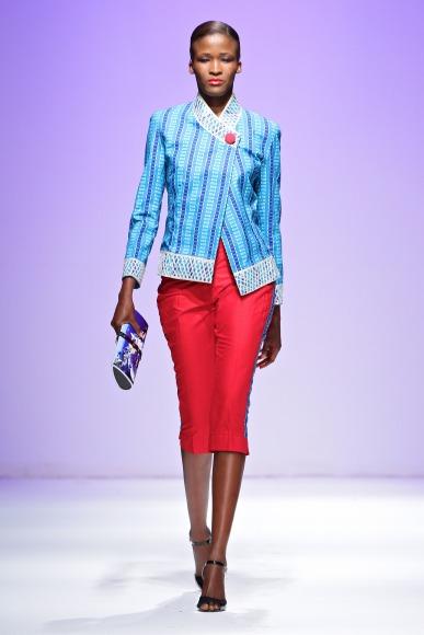 Chisoma  Zimbabwe Fashion Week 2014 day 3 fashionghana african fashion (10)