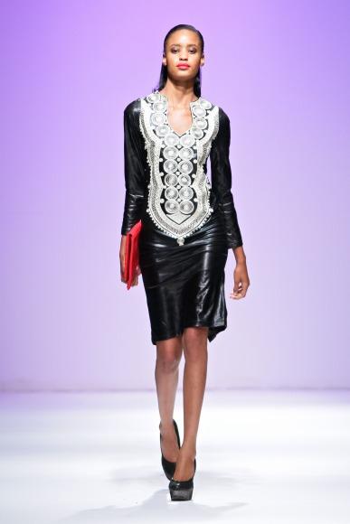 Chisoma  Zimbabwe Fashion Week 2014 day 3 fashionghana african fashion (2)