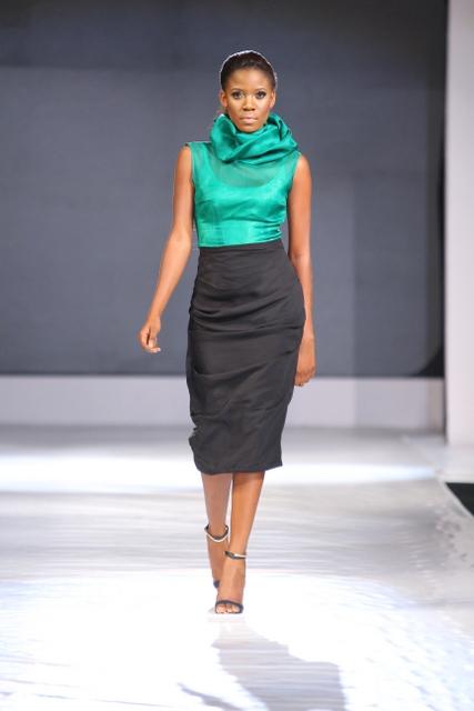 Ella and Gabby lagos fashion and design week 2013 fashionghana (10)