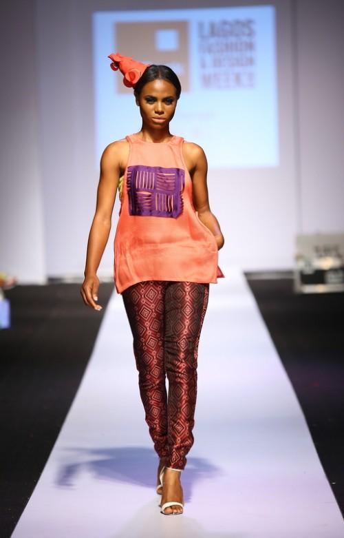 Grey lagos fashion and design week 2014 african fashion fashionghana (4)