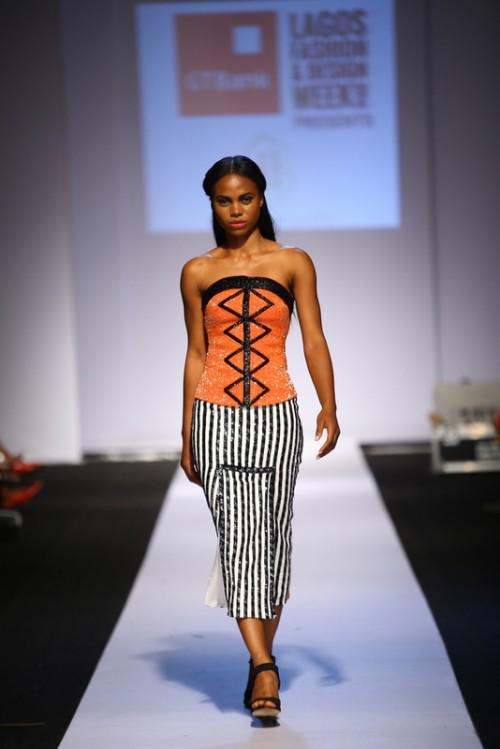 Iconic Invanity lagos fashion and design week 2014 fashionghana african fashion (6)