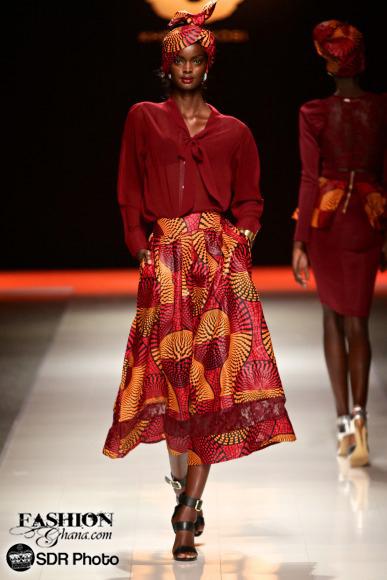 Khosi Nkosi mercedes benz fashion week joburg 2015 african fashion fashionghana (18)