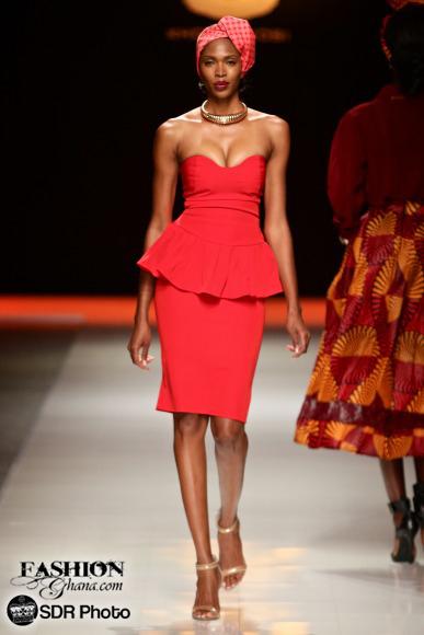 Khosi Nkosi mercedes benz fashion week joburg 2015 african fashion fashionghana (19)