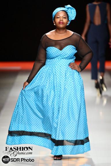 Khosi Nkosi mercedes benz fashion week joburg 2015 african fashion fashionghana (6)