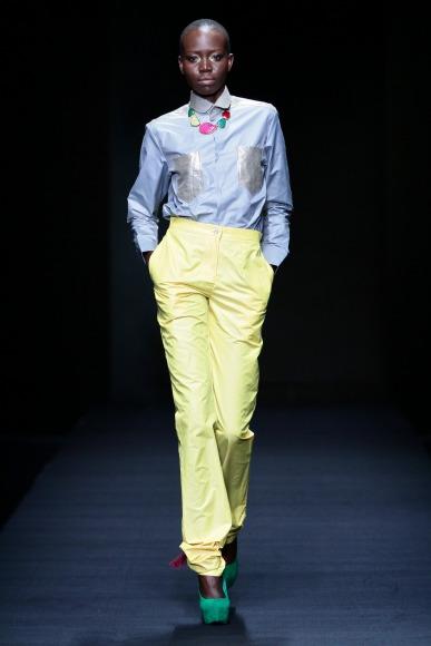 Khothatso Tsotetsi mercedes benz fashion week africa 2013 fashionghana african fashion (1)