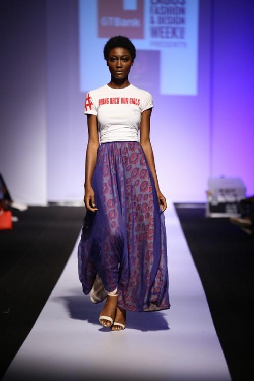 Kiki Kamanu lagos fashion and design week 2014 fashionghana african fashion (1)