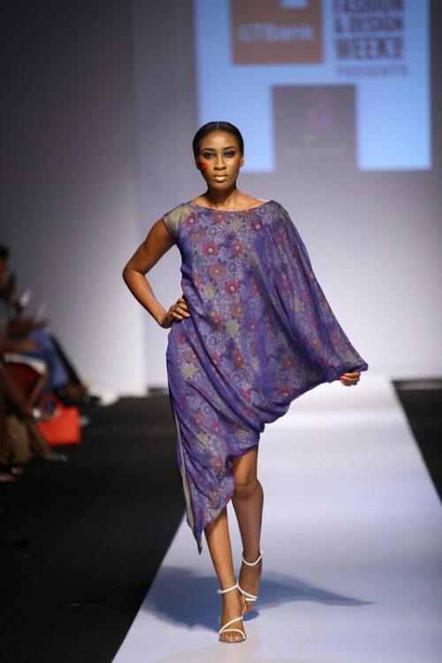 Kiki Kamanu lagos fashion and design week 2014 fashionghana african fashion (7)