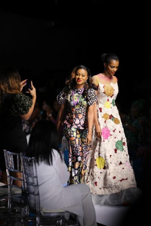 Lanre Da silva lagos fashion and design week 2014 african fashion fashionghana (37)