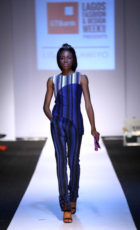 Lisa Folawiyo lagos fashion and design week 2014 fashionghana african fashion (4)