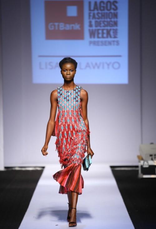 Lisa Folawiyo lagos fashion and design week 2014 fashionghana african fashion (7)