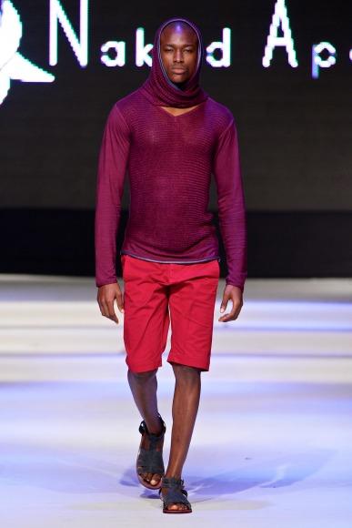 Naked Ape @ Port Harcourt Fashion Week 2014, Nigeria - Day
